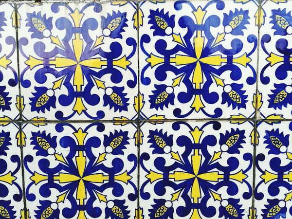 Pattern Backgrounds No People Close-up Full Frame Textured  Day Indoors  Porto Voyage Portugal Urbanphotography Travel