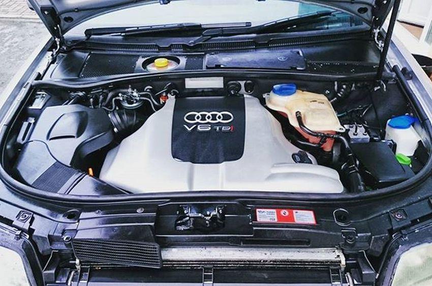 Audiallroad 2.5 V6 Tdi.