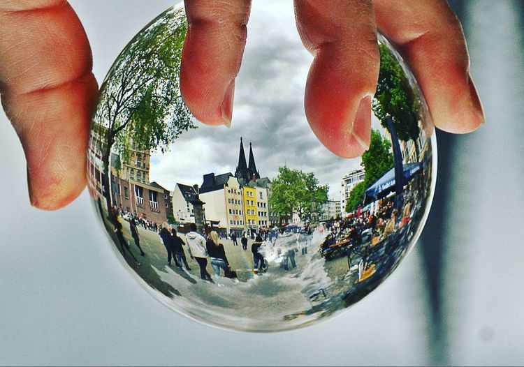 Cologne Ballphotography Cologne , Köln,  Köln Human Hand Hand One Person Human Body Part Holding Close-up Real People Indoors  Unrecognizable Person Finger Human Finger Lifestyles Body Part Focus On Foreground Sphere Women Adult