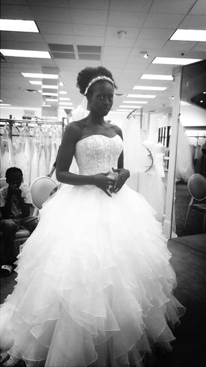 Anything for a happy client Wedding Planner Wedding Dress Get Married Getting Ready