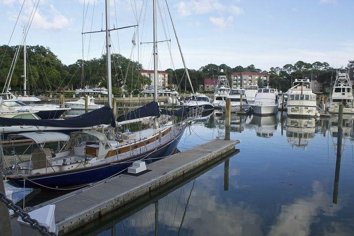 Hilton Head Island Boats