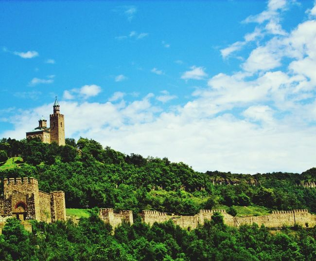 Tsarevets Bulgaria VelikoTarnovo Explorebulgaria
