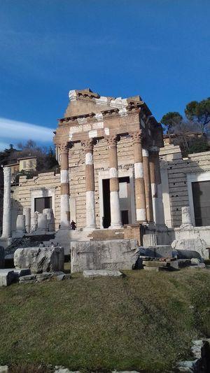 Ytali Unesco Brescia Parco Archeologico City History Arts Culture And Entertainment Archaeology