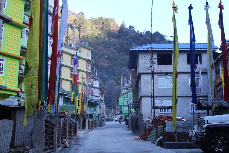 street Sikkim