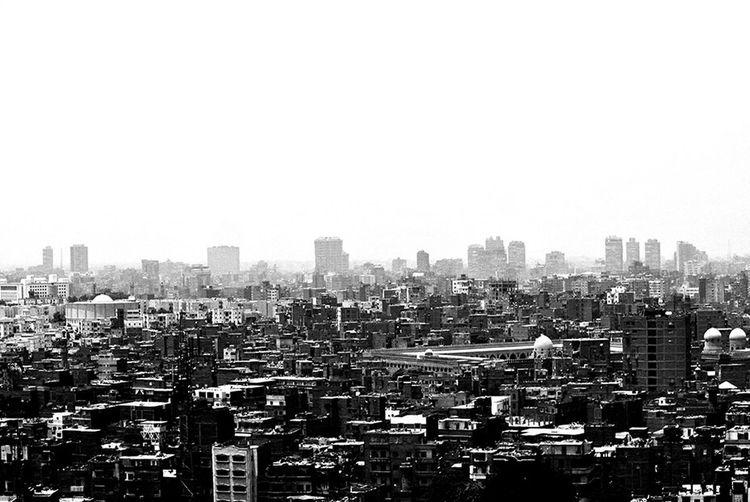 El Cairo Egipto Egypt TOWNSCAPE Megalopolis