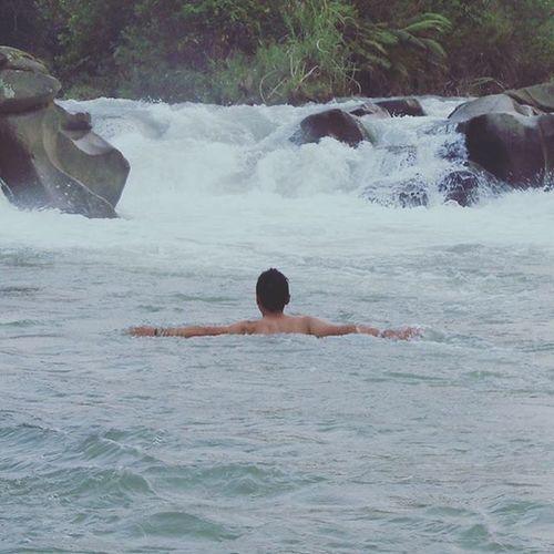 mari berenang Sungaibuaya SungaiPetani Desa Saveourriver PenjagaSungai nature river sumut jelajahsumut sumutexplorer