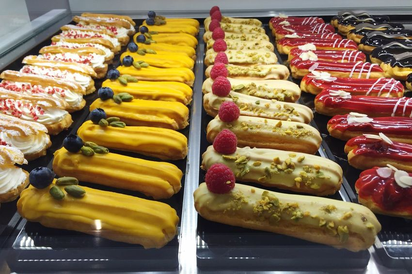 Food Sweet Dessert Madeleines Bakery Pastry Pastries Pastry Shop