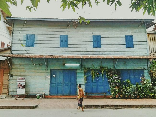Laos Laungprabang Slow Life Landscape Travel Photography Travelphotography Holiday EyeEm Gallery Eye4photography  Blue