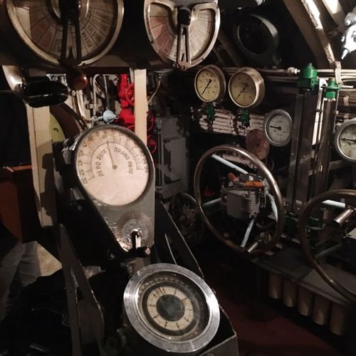 U-boat Insides