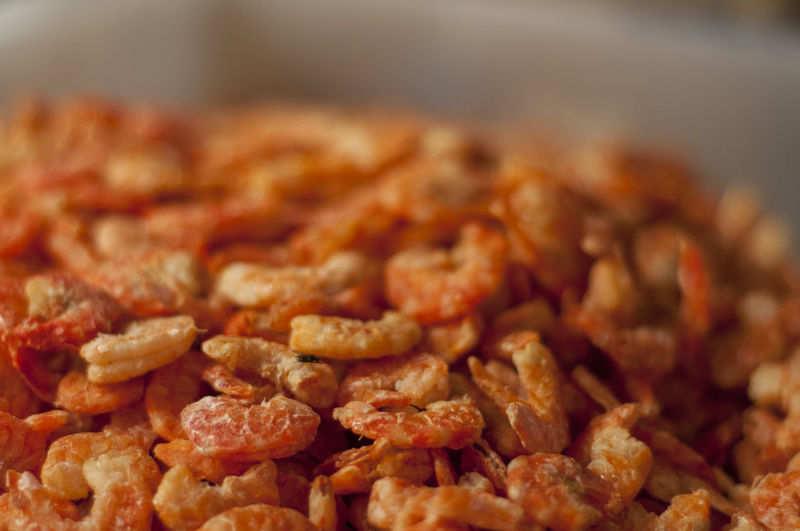 Streets of Bangkok Shrimps Dry Food Dry Shampooing Food Food And Drink Outdoors Selective Focus Street