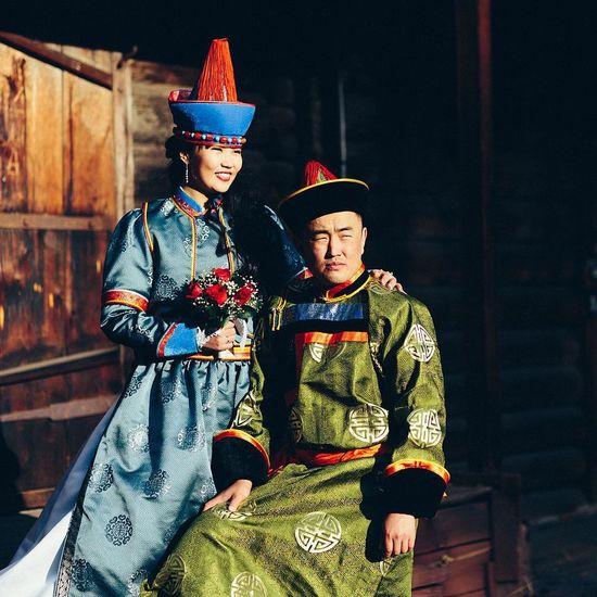 Buryatia, Russia, Ulan-Ude Бурятия Family