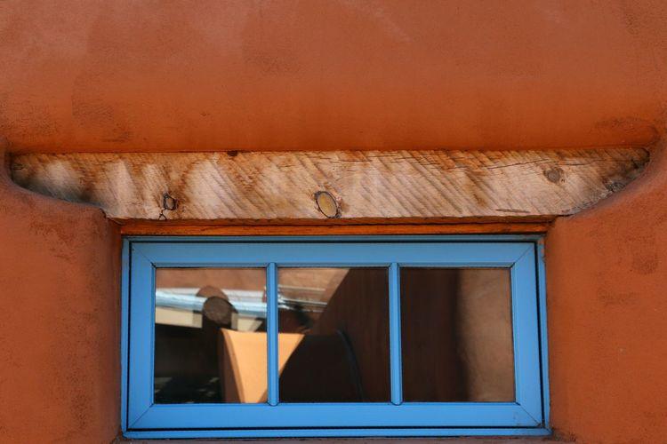 Windowsanddoors Window Reflections Windows_aroundtheworld Santefe Lifestyle EyeEm Selects Old-fashioned Window Wood - Material Close-up Architecture Built Structure Weathered
