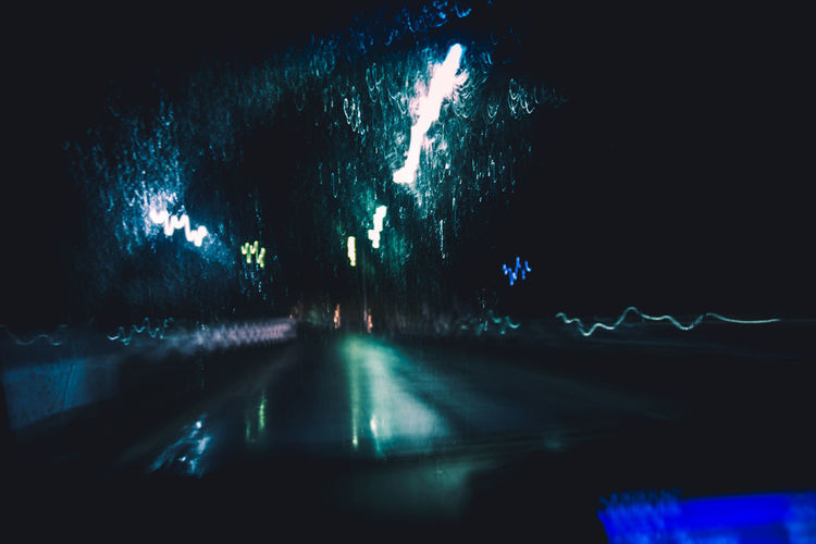 Technology Tech Rain Drive Driving Night Night Lights Neon Dark Lights The Glitch Abstract POV Algorithm Analytics Speed Revolution Through The Window Light And Shadow Raindrops Reflection Rainy Days Humanity Meets Technology My Best Photo Illuminated Road Road Trip Water Wet No People Nature Transportation Street City Lighting Equipment Motor Vehicle Direction Car Tree Outdoors Light Rainy Season Blurred Motion Blur