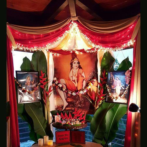 Gopala Gopala Govinda Gauranga Nitai Special Day ❤ Chant and Dance HareRamaHareKrishna Big Island Hawaii Indoors  Namaste ❤ Aloha ❤