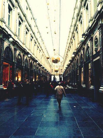 Brussels Galerie De La Reine
