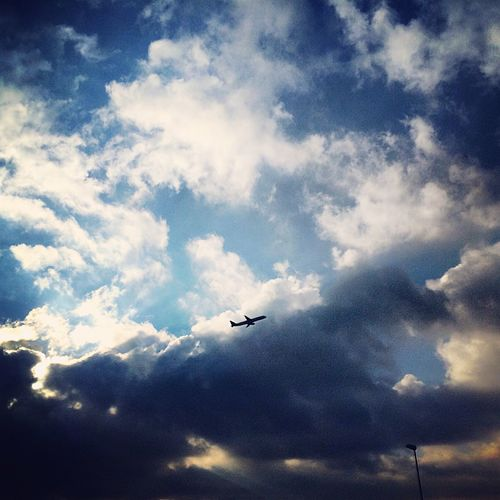 Hello World Check This Out Sky Flyaway Flying Clouds And Sky Clouds IPhoneography Taking Photos EyeEm Best Shots