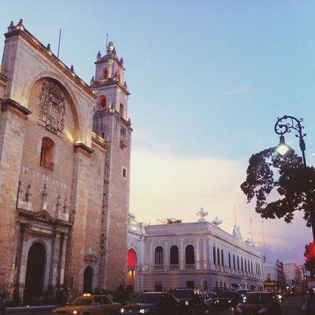 Mérida Yúcatan Church and Art Museum