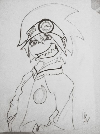 Drawing ✏ Draw By Me Souleater Drawing