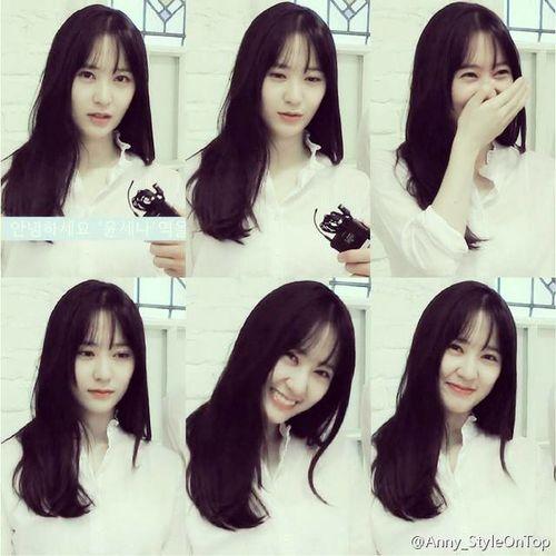 Krystal Jung?