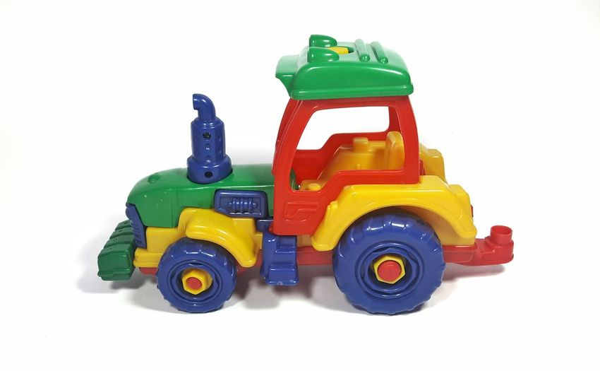 Colorful ractor