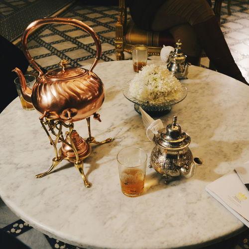 Fez Mint Tea