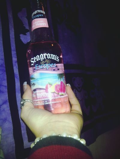 Favorite Drink Seagrams Nails Done Jamaican Mehh Happy #Turn Uhp