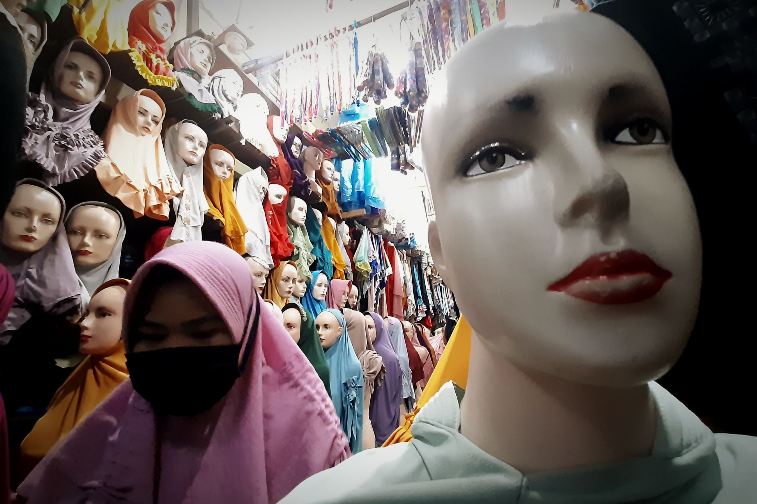 human representation, mannequin, store, retail, representation, fashion, retail display, shopping, clothing, indoors, human face, adult, women, arts culture and entertainment, doll, for sale, female, clothing store, male likeness