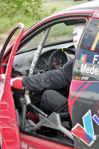 Cage Car Day Driver Outdoors Protected Racing Driver Racing Helmet Rally Azores Red Car Safety First! Sportscar Startup Steering Wheel Transportation Adapted To The City