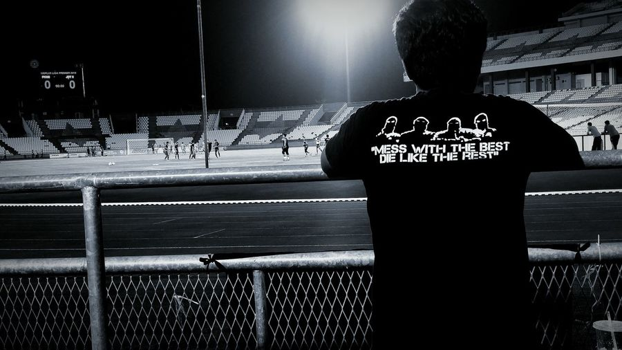 Away day!! JDT2 Malaysiafootball Awaydays Football Soccer Blackandwhite Black & White Black&white Black And White Collection  Jdt2vspkns B.o.s Familia Lgg4photography LGG4 Mobilephotography LGG4photo Manual Football Fever