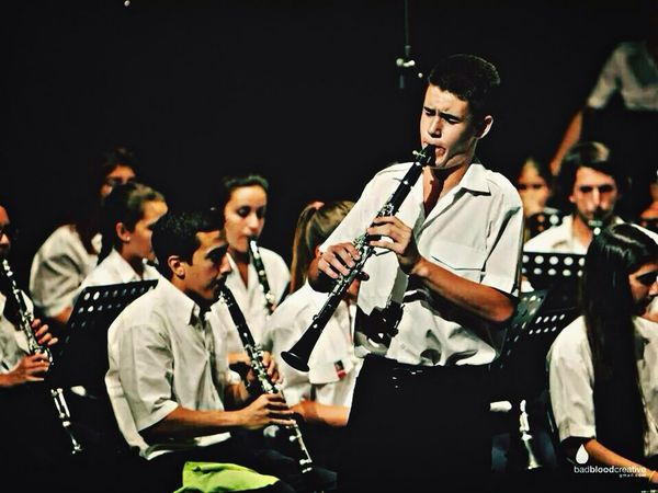 What Does Music Look Like To You? Banda Musicband Concert