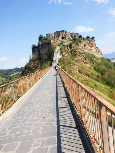 Bagnoregio Civita Mountain View Viterbo Lazio,Italy The Beauty Of Nature Architecture Love Italian Food, People, Nature, Language, Life❤️😍 Bagnoregio really really cool place😍❤️ The EyeEm Collection EyeEm Premium Collection