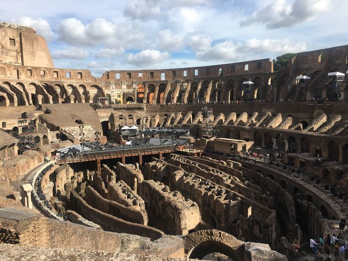 Colloseo Colloseum Colloseum In Rome Collosium Coloseum EyeEm Selects Architecture Built Structure Building Exterior Cloud - Sky Sky Nature Travel Destinations Ancient Civilization Ancient Travel Building Old Ruin Day City Sunlight Tourism The Past History Outdoors