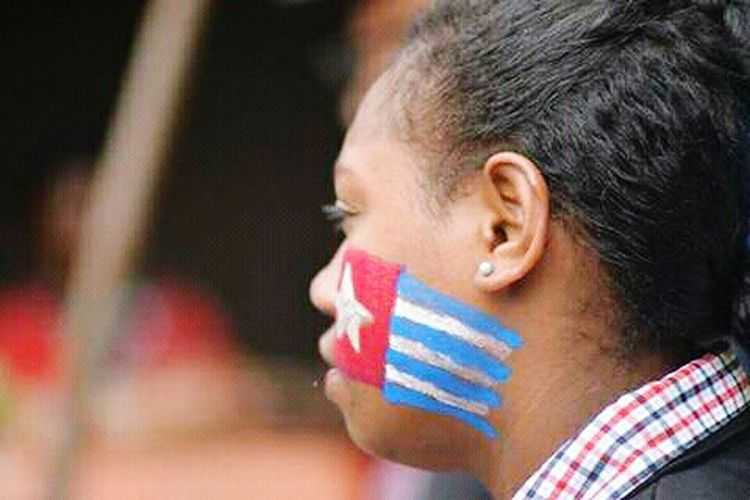 West Papua Girl Papua Free Of Indonesia Colonial West Papua Want To Free Of Indonesia Colonial. West Papua Politic Of Freedom West Papua People Young Women