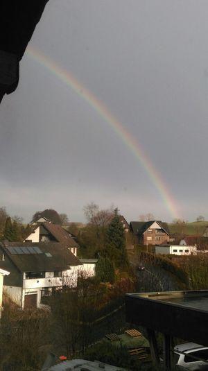 Rainbow Last Week Enjoying Life No Filter, No Edit, Just Photography Photography