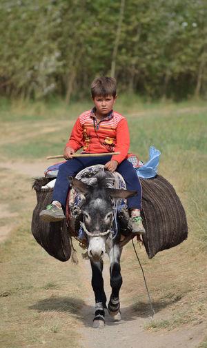 قزوین روستا روستای_منصور بچه Kid Village Villagelife Iran ایران