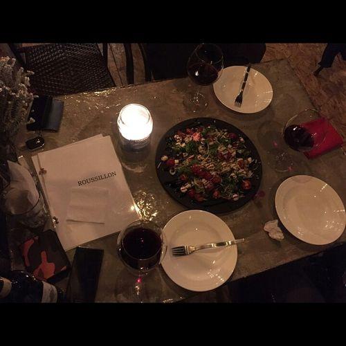Rousillon Bar Wine Redwine Caprese