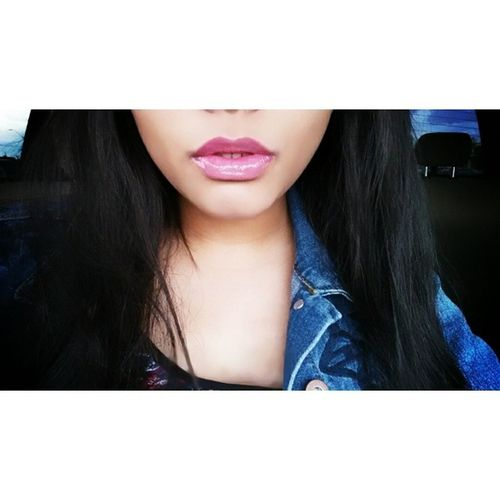 Kat Von D Studded Kiss Lipstick in Lolita. KatVonD  Makeup Queen Makeupmafia beautygoon lipstick lips lolita showmeyourteeth