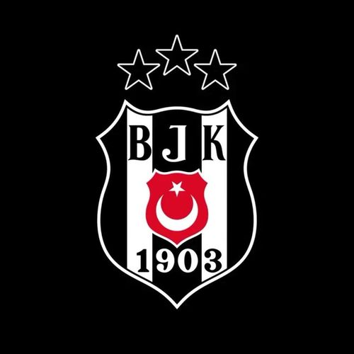 Besiktas Sampiyon Campion Blackandwhite Blackeagle
