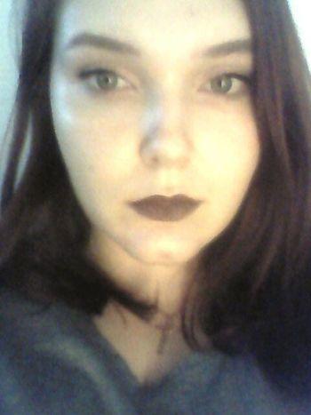 Witch Hi! Hello World Hi Darklips Eyes