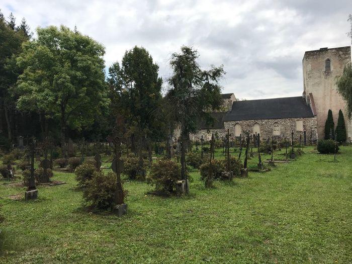 Graveyard Church Döllersheim