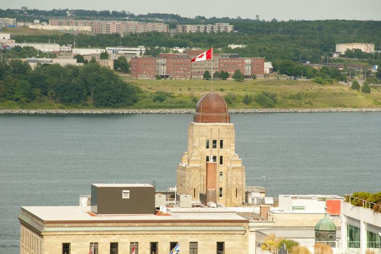 Dominion Public Building Halifax Built Structure Canada Citadel Dominion Public Building Flag Government Nova Scotia