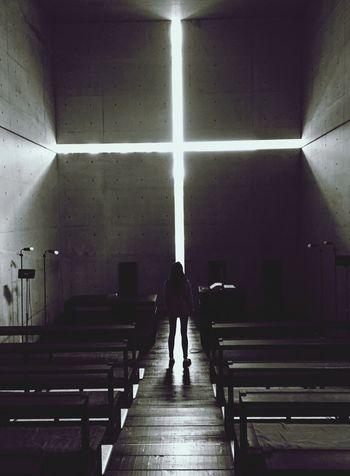 光の教会 Introducing Culture Of Japan Which Must Be Left To The Future…… 未来に残す日本の文化 安藤忠雄