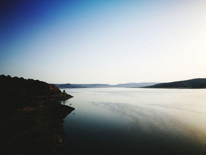Lago Omodeo Sorradile Sardegna