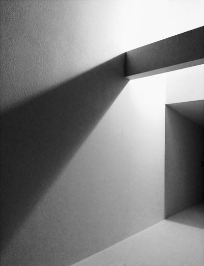 minimal view Minimalism_bw Blackandwhite Photography Shadow Architecture Close-up Built Structure Geometry Focus On Shadow Abstract Backgrounds Long Shadow - Shadow Abstract