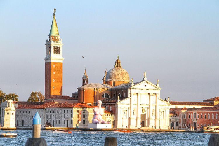 Venice, Italy Basilica San Giorgio Maggiore