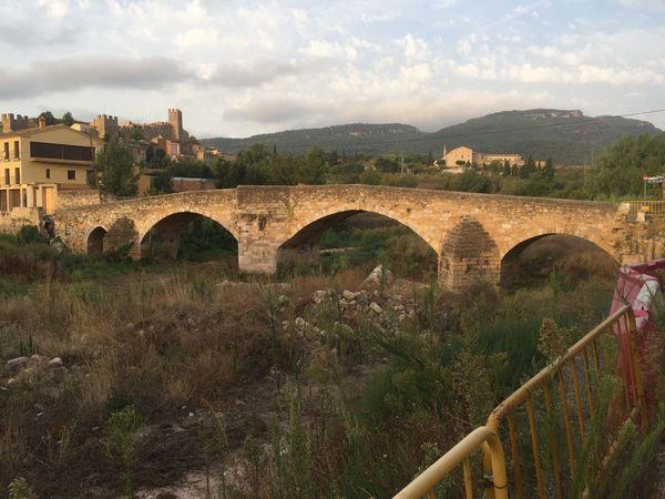 Puente viejo de Montblanc..!!