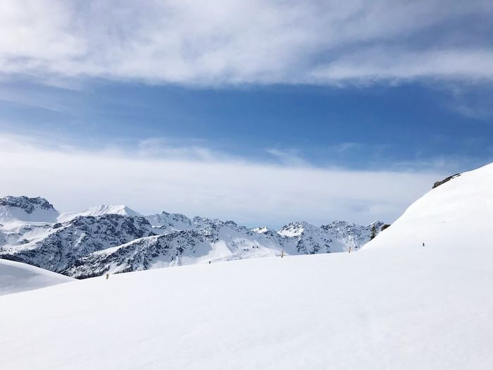 Snowcapped Mountains Switzerland Graubünden Switzerland Arosa EyeEm Selects Winter Snow Cold Temperature Cloud - Sky Sky Mountain Beauty In Nature Snowcapped Mountain Scenics - Nature Tranquility Tranquil Scene Deep Snow No People White Color Outdoors Covering Day Nature Environment Landscape