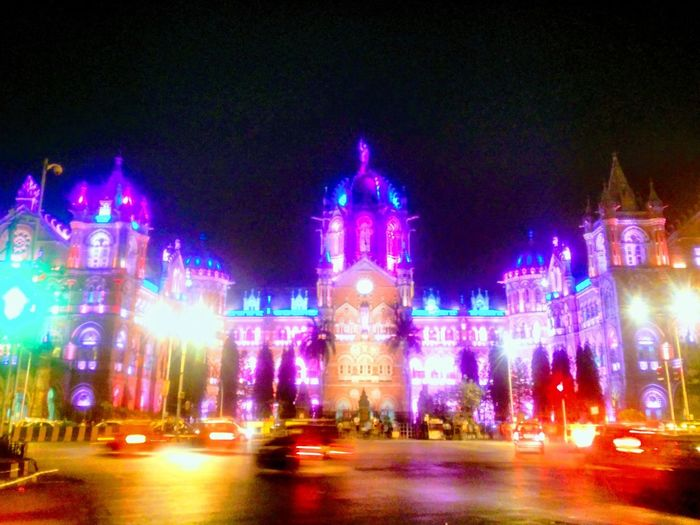 nonstop bombay EyeEm Best Shots EyeEmNewHere EyeEm Nature Lover Eye4photography  EyeEm Gallery EyeEm Selects EyeEm EyeEmBestPics Mumbai Metro CST STATION AWESOMENESS The Incredible INDIA India Indiapictures colour of life Colors Great Outdoors Nationalgeographic The Street Photographer - 2018 EyeEm Awards City Illuminated Multi Colored Cityscape Architecture Building Exterior Sky Built Structure Urban Skyline Office Building Financial District  Tall - High The Portraitist - 2018 EyeEm Awards