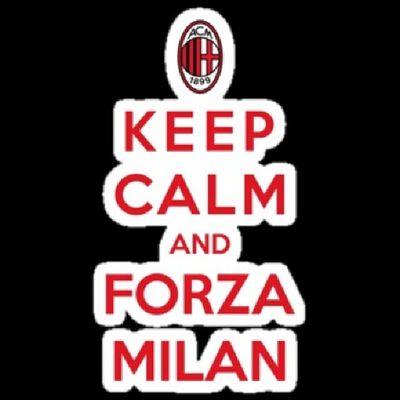 Weareacmilan Forzamilan