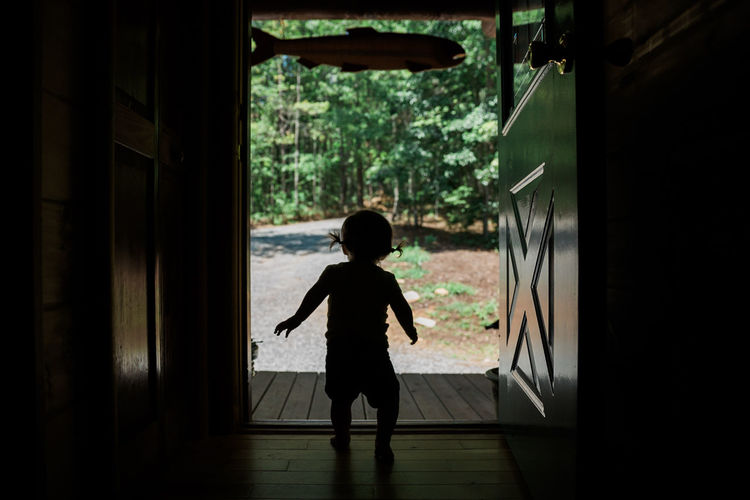 Little girl pigtails at doorway Baby Children Pigtails  Silhouette Travel Vacations Adorable Child Childhood Children Only Children Photography Cute Day Doorway Fish Full Length Girl Girls Indoors  One Person People Real People Standing Toddler  Window